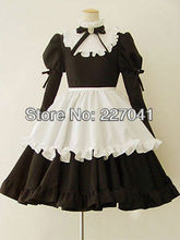 Lolita cosplay Karen Maid anime clothes Halloween cosplay costume dress A0170