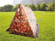 2017  High Quality most popular outdoor camping Camouflage  outside top  tents
