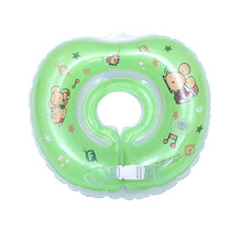 iEndyCn Baby Swimming Ring Thick Double Inflatable Collar Swimming Ring Swimming Pool Accessories GXY097(China)