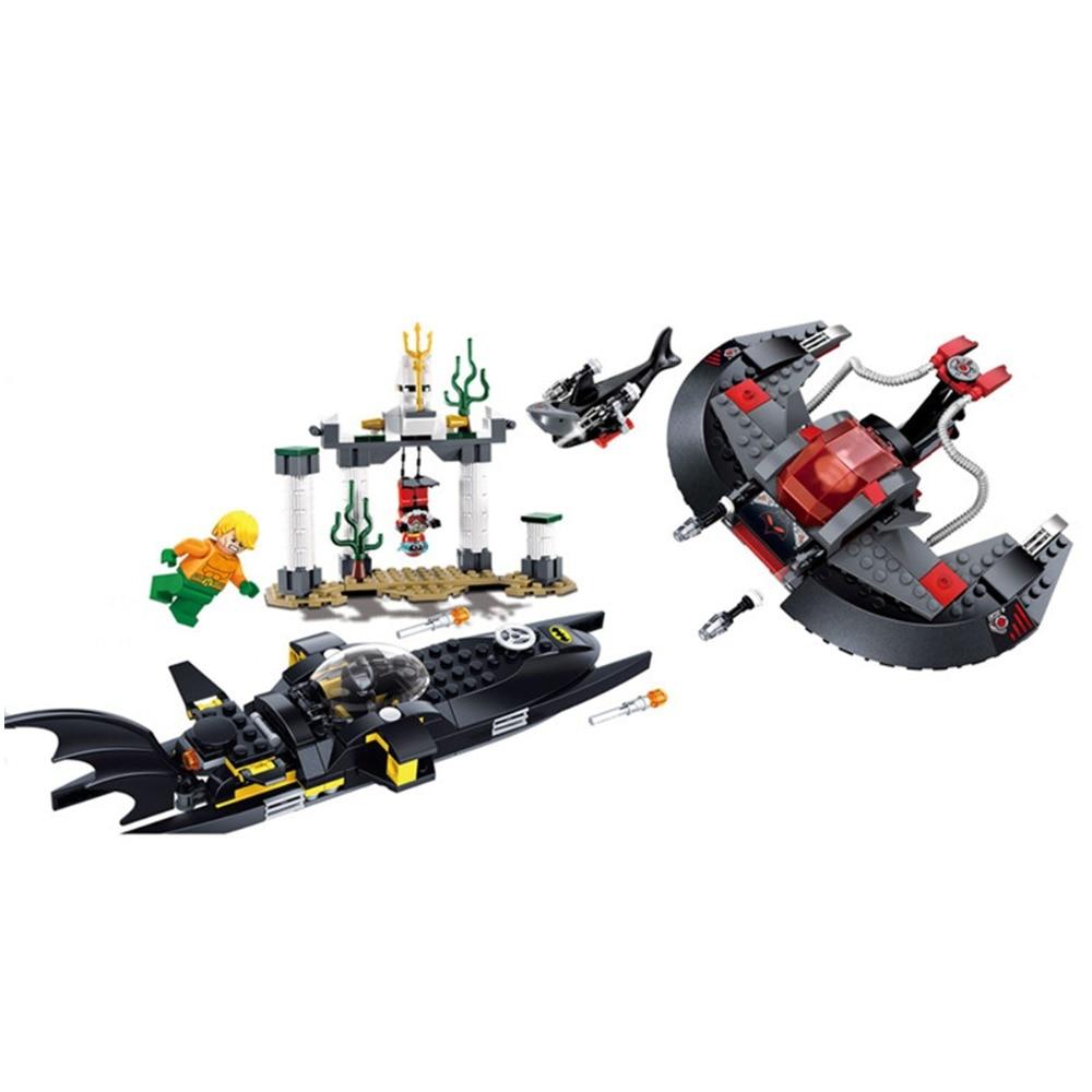 SY355 Avengers Super Heroes Building Blocks Batman Fighter Deep Sea Assault Toys For Children Batman Bricks Toys<br><br>Aliexpress