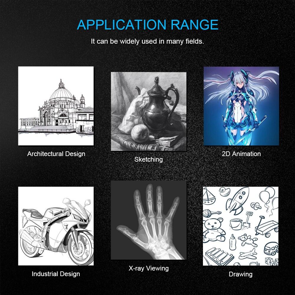 Application-Range