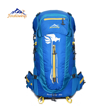 50L Riding Running Sport Backpack Ride Pack  Outdoor Bicycle Backpack Bike Hiking Camping rucksacks Packsack Road Cycling Bag
