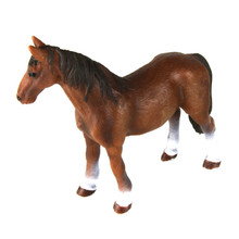 Starz Tennessee Walking Female Horse Model PVC Action Figures Animals World Collection Toys Gift for Kids