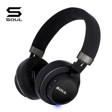 Soul Bluetooth 18Hours Foldable IMPACT OE High Efficiency Over Ear Headphones Headset,Wireless Headset(China)
