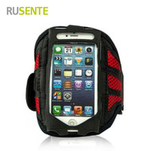 RUSENTE Universal Waterproof Running Sport Arm band Case For iPhone 7 6 6S Plus 5S 5 SE GYM Arm band Sports Case