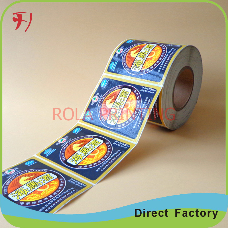 High Quality Food Label Stickers PromotionShop For High Quality - Best promotional custom vinyl stickers