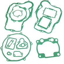 For KAWASAKI KX250 KX 250 1997 1998 1999 2000 2001 2002 2003 Motorbike engine gaskets Crankcase Covers cylinder Gasket set(China)