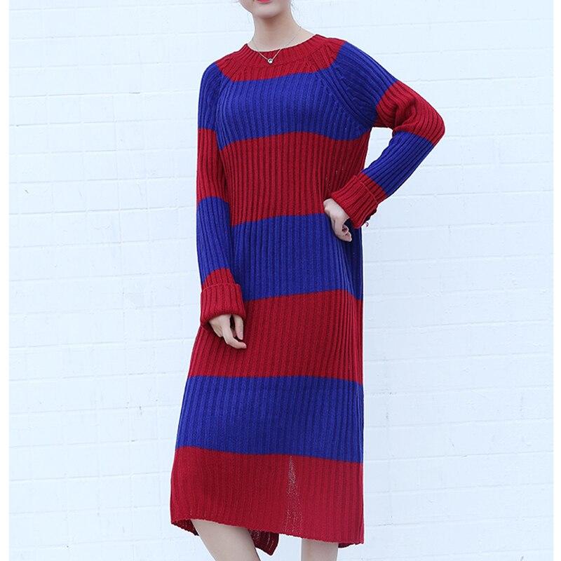 vestidos mujer plus size Loose knitted dress women Pockets winter party dresses black cotton robe femme 2018 womens clothingÎäåæäà è àêñåññóàðû<br><br>