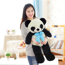 60CM Cute Plush Toy Panda Kids Stuffed Toys Animal Doll Cartoon Pillow For Children Holiday Gifts MR19