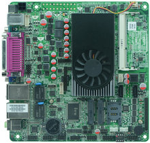 Mini Itx industrial motherboard Intel 1037U/Intel NM70 Chipset /2*SATAII/Mini Itx industrial motherboard MINI-ITX-M18_D26(China)