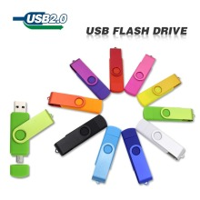 Smart Phone USB Flash Drive pen drive 4GB 8GB 16GB 32GB 64GB OTG pendrive external storage micro usb memory stick for Samsung