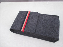 Wool Felt Laptop Bag for GPD Pocket 7 inch Mini Laptop UMPC Windows 10 System Notebook Protective Case Liner Sleeve Bag