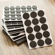 2 Sets Self Adhesive Furniture Leg Feet Non Slip Rug Felt Pads Anti Slip Mat Soft Close Fittings For Chair Table Durable 2018(China)