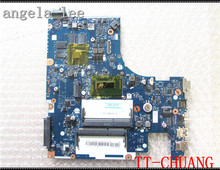 original for Lenovo Z50-70 Laptop Motherboard ACLUA ACLUB NM-A273 Rev:1.0 SR1EN i3-4030U 100% Tested Fast Ship