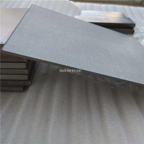 10 pcs  GR5 Grade5 Titanium alloy metal plate sheet 3mm thick wholesale price ,free shipping<br>