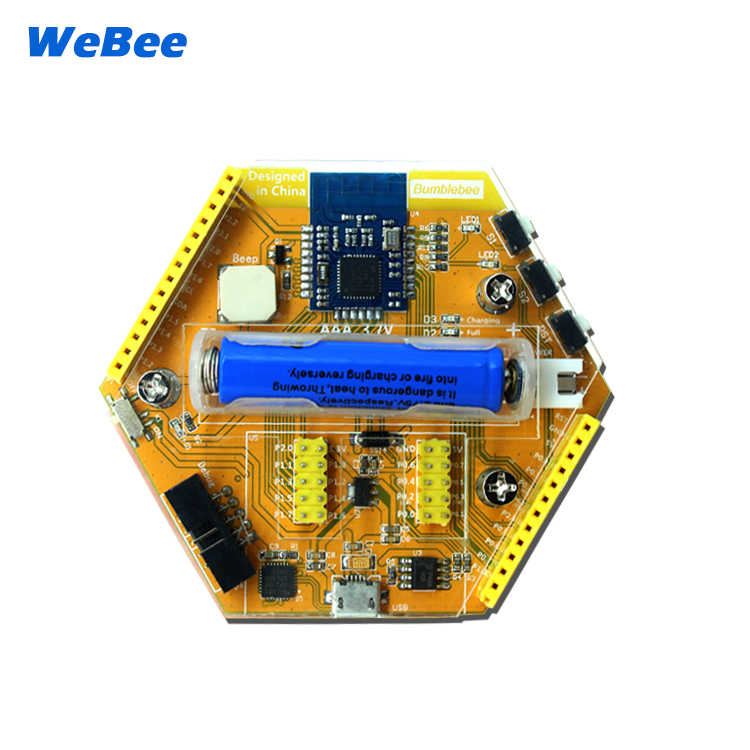 Bluetooth to turn the serial port TTL through the test board CC2541 test board intelligent hardware development<br>