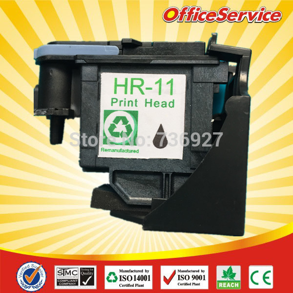 1set 4pcs  Print head for hp11 c4810 printhead  for Designjet / 100/ 110+ 120 HP Officejet 9110 All-in-one/ 9120 All-in-one<br><br>Aliexpress