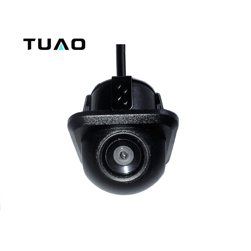 TUAO 20mm Card Hole Vehicle Camera 140 Angle Universal Car Rear view Camera IP67 reverse camera for VW Ford Peugeot Toyota&more(China)