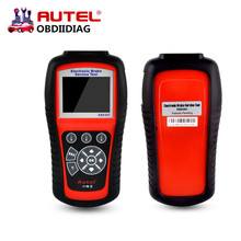 Autel Electric Brake Service Tool EBS301 Complete OBDII EOBD Coverage Diagnoses EPB SBC Caliper Read Clear Trouble Codes(China)