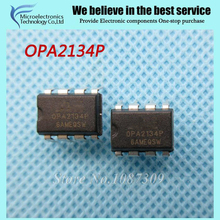 5pcs free shipping OPA2134P OPA2134PA OPA2134 DIP-8 o Amplifiers SoundPlus(TM) Hi-Perf Aud Oper Amp new original(China)