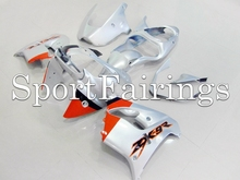 Fairings Fit Kawasaki ZX-9R ZX9R Year 00 01  2000 2001 Motorbike ABS Full Fairing Kit Moto Carene Cowling Bodywork Orange Silver