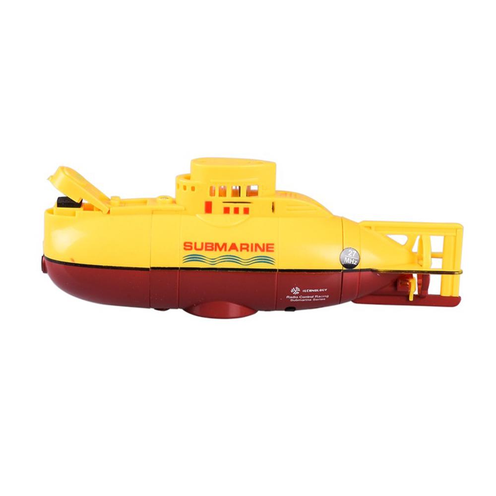 RC Submarine 6 Channels High Speed Radio Remote Control Electric Mini Radio Control Submarine Children Toy Boys Model Toys Gifts 3