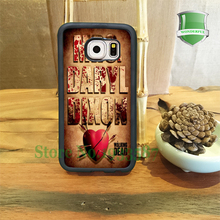 The Walking Dead Mrs Dixon Mobile Phone Cases For Samsung S7 S7 Edge S6 S6 Edge Plus S5 S4 S3 Note5 Note4 Note3 Note2 T*3712