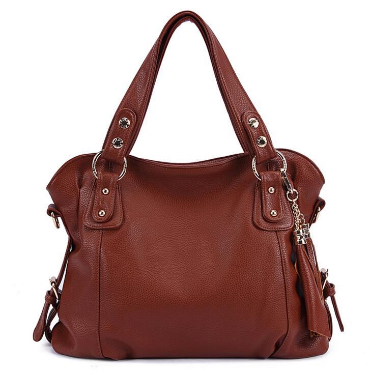 leather shoulder bag handbag<br>