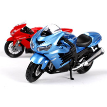 Maisto 1:18 Kawasaki Motorcycle Toys, Diecast Metal & ABS Miniature Simulation Motorbike Model, Toy For Children, Brinquedos(China)