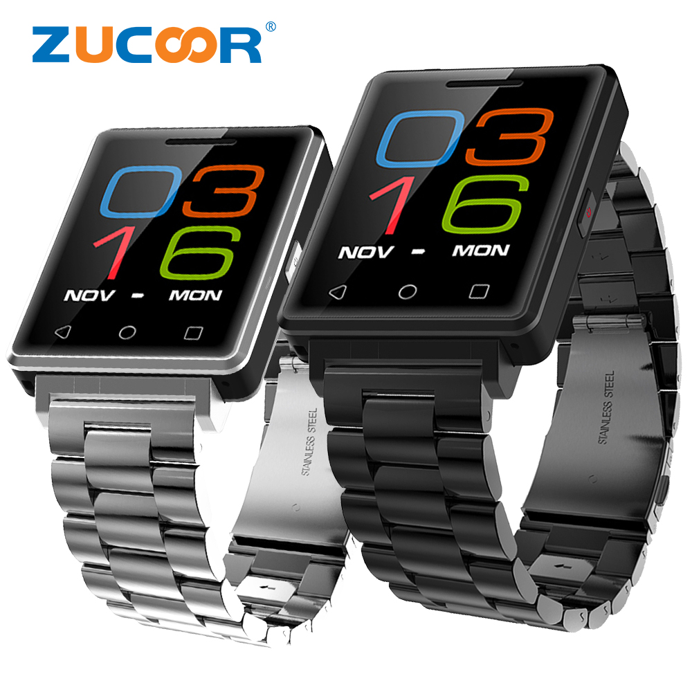 Smart Watch Heart Rate Monitor ZW80 Health Tracker Sport Clock Smartwatch With SIM SD Card Slot Pedometer For iOS Android PK X10<br><br>Aliexpress