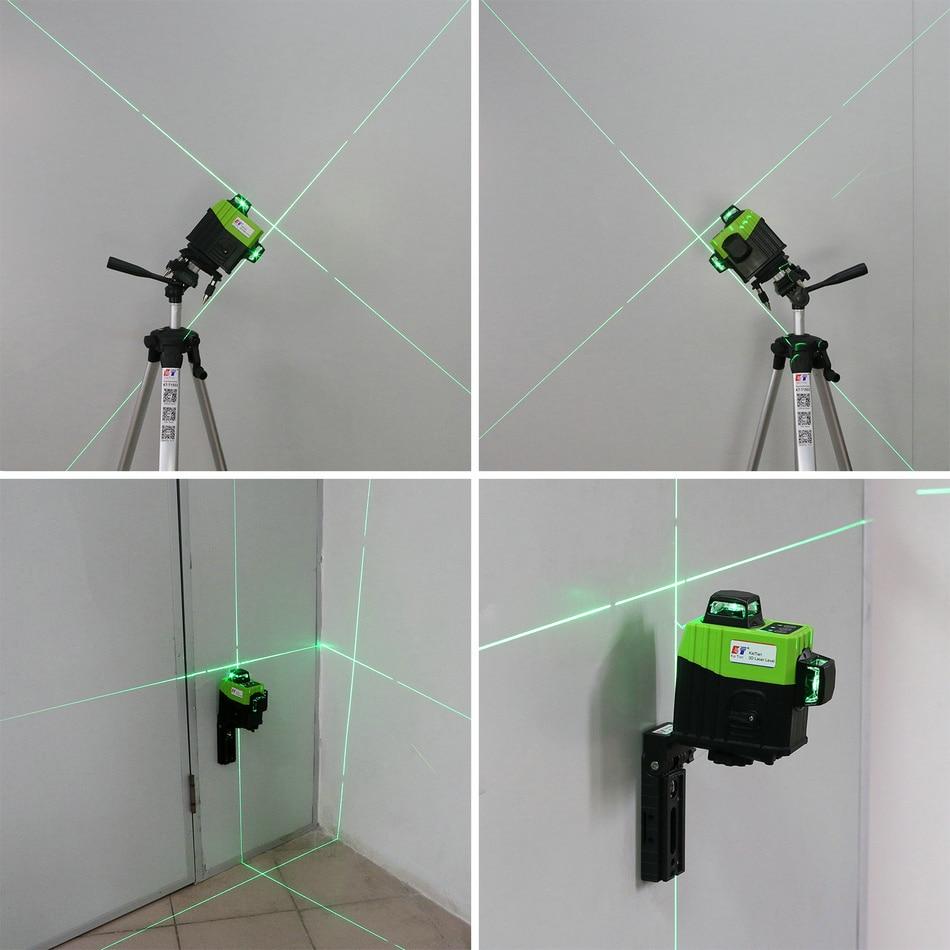 Kaitian Laser Level MG3D5L view 2