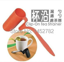 1pcs tea strainers tea infuser filter device ball cup tea set ware the teapot accessories teaset accessories(China)