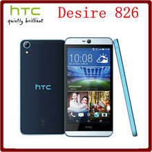Original Unlocked HTC Desire 826 Octa Core 5.5`` 13MP Camera 2GB RAM+16GB ROM 1080P GPS WIFI Smartphone Free Shipping