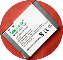Freeshipping Retail BX40 (BX50) battery for Motorola RAZR2 V8,V9,V9M,V9X,Q9H,PEBL2 U8,U9  Q9h,MOTOZINE ZN5,ZN5M,Stature i9