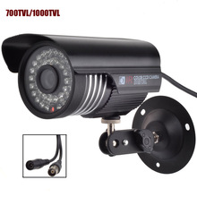 NEW CMOS 700TVL/1000TVL  IR-CUT Filter Indoor/Outdoor Waterproof 36pcs IR Home Video Surveillance Security CCTV Camera