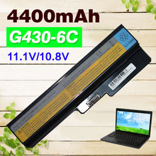 Buy 4400mAh N500 battery Lenovo G550 G555 3000 B460 B550 G430 G430A G430L G430M G450 G450A G450M G455 G530 G530A G530M N500 for $15.79 in AliExpress store