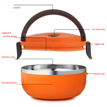 Portable Modern Stainless Steel Bento Canteen for Kids Food Container Food Fruit Box Travel picnic box