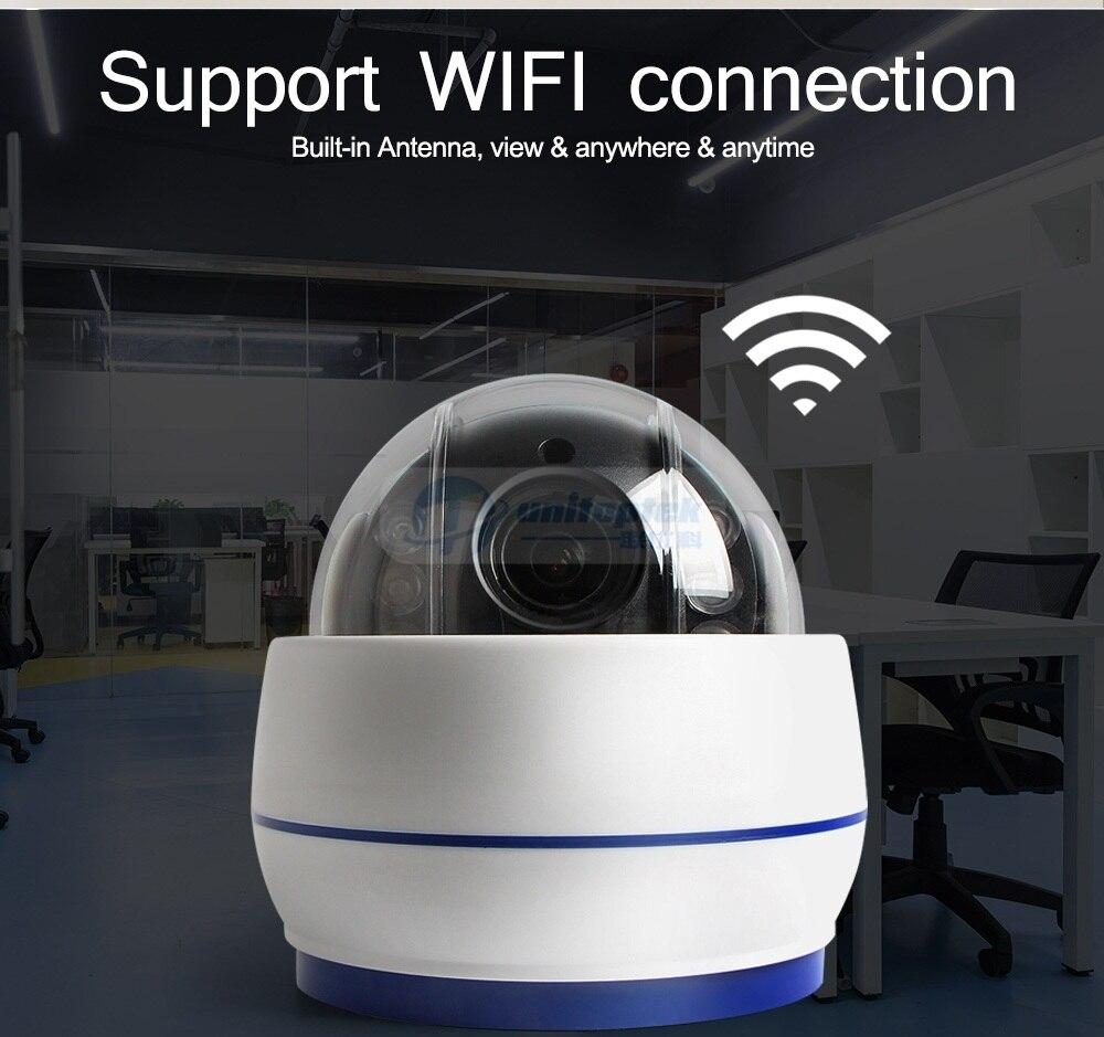 04 Wifi Dome Camera