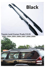 Auto Roof Racks Car Luggage rack For Toyota Land Cruiser Prado FJ120 2003.2004.2005.2006.2007.2008.2009 High Quality Aluminum
