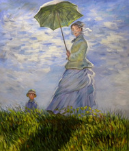 Buy Monet Umbrella And Get Free Shipping On Aliexpress Com