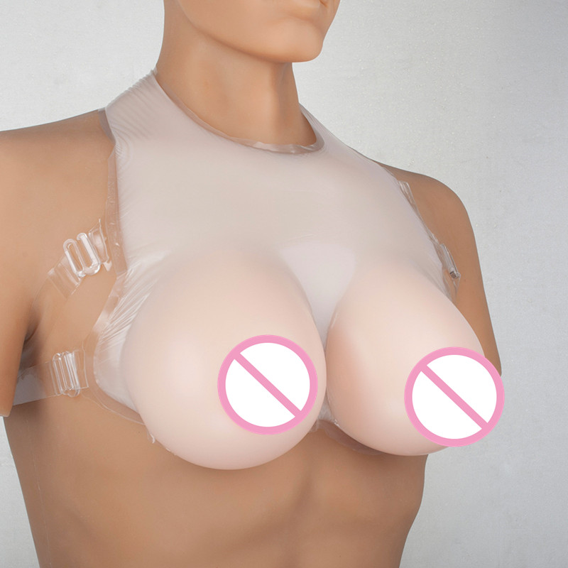 silicone fake breast