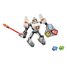 Lepin Bela 10588 Pogo Nexus Knights Powers Pouvoirs Aaron Lance Clay Building Blocks Bricks Compatible Legoe Toys - HonestJay Store store