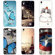 Buy Cute Cartoon Animal Patterned Case HomTom HT16 Silicone Soft Shell HomTom HT16 Pro HT 16 Case Phone Back Cover Fundas for $1.38 in AliExpress store