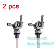 2 pcs/pack Fuel Tank Valve Petcock For ETQ TG1200 Fueln 1250 Harbor Freight 900 Generator Motocross