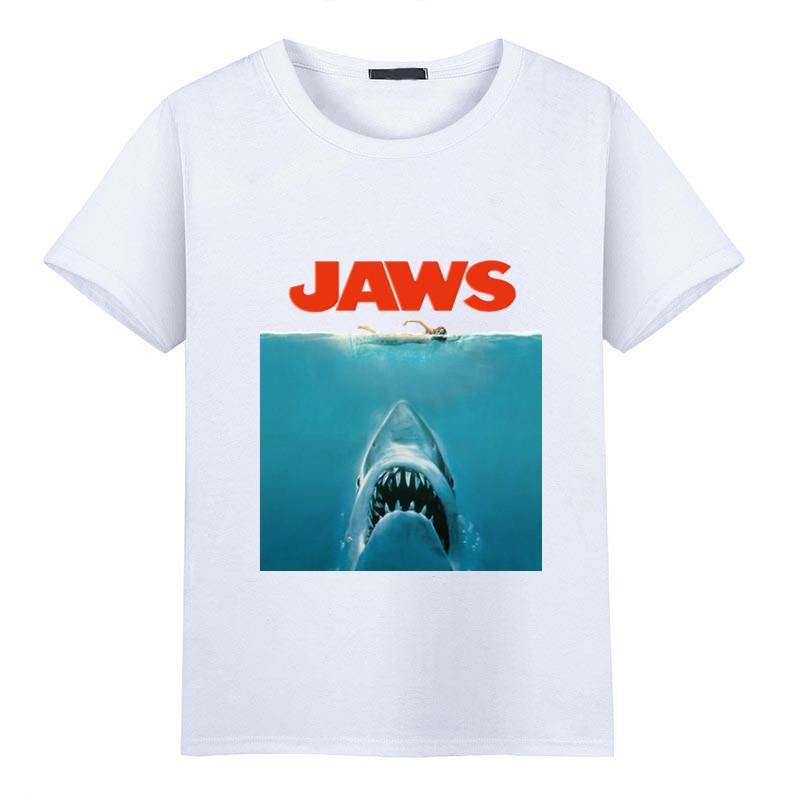 """JAWS"" Shark T-Shirt for Men/Women from Jaws 5"
