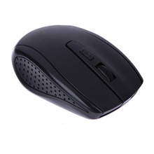 New 2.4GHz 6D 2400 DPI Optical Wireless Mouse USB Receiver Mice 2000/XP/Vista/Linux/Win 7/MAC Cordless Game Computer PC Laptop