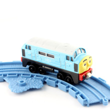 Children's Mini Thomas and friends trains the tank rare trackmaster metal magnetic trains Railway diecast models boys toys cars
