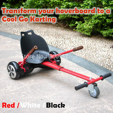 "Cool Mini Go Kart Hoverkart for 6.5"", 8"", 10"" Two Wheel Smart Self-Balancing Electric Scooter Hoverboard Chirstmas Gift for Kids(Hong Kong)"