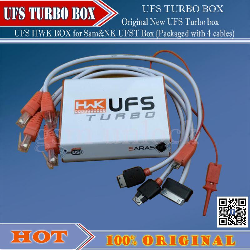 UFS Turbo box 2-gsm unlock