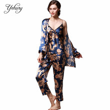 Spring Summer Dressing Gown Bathrobe Women Sleepwear Pajamas Sets Nightgown Home Casul Couple Clothes(China)